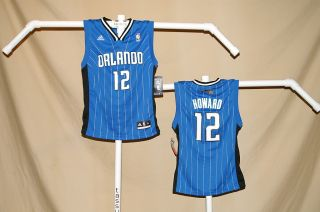 Dwight Howard Orlando Magic Jersey Adidas Youth Medium