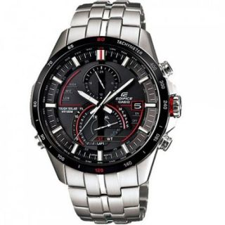Casio Edifice Tough Solar Mens Watch EQS A500DB 1AVDR EQS A500DB 1