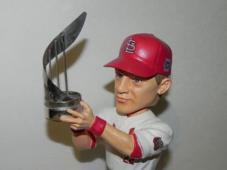 2006 St. Louis Cardinals MVP DAVID ECKSTEIN World Series Champions