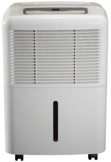 Portable Air Dehumidifier 30 Pint w Electronic Controls Energy Star