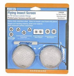 Camco 42141 Flying Insect Screen Fits Duo Therm Suburban