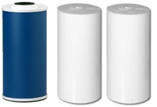 Eco Plus Replacement Filters For The Whole House Water Filter And