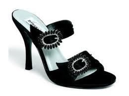 Dyeables Brilliant Formal Wedding Prom Shoes Black 11