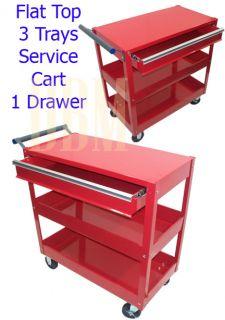 Trays Flat Top Utility Tool Service Cart MIG TIG Weld