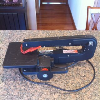 Dremel Moto Shop Scroll Saw Model 571 5 Gently Used