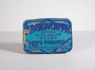 Antique Edgeworth Pipe Tobacco Tin