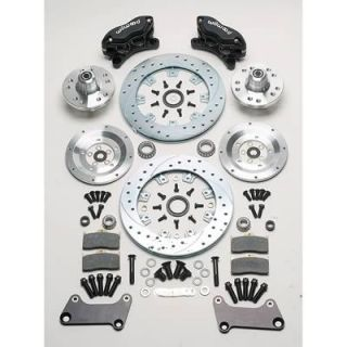 Wilwood Dynalite Pro Series Front Disc Brake Kit 140 11018 D