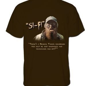 New Duck Commander Duck Dynasty SI Robertson SI Fi Science Fiction T