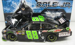 2012 DALE EARNHARDT JR #88 BATMAN THE DARK KNIGHT RISES  NASCAR 124
