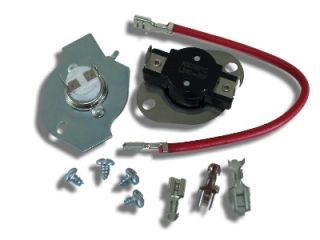 New Thermostat Kit 279816 for Whirlpool Kenmore Dryers