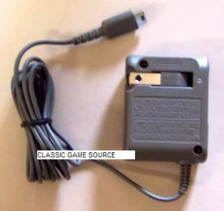 New Official Nintendo DS Lite AC Power Adapter Charger