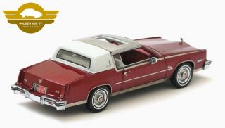 Neo 1 43 Cadillac Eldorado Biarritz Red White New Model