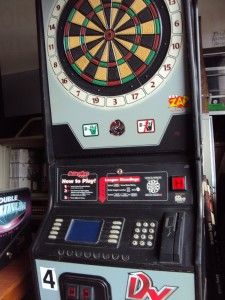 Scorpion Merit Electronic Dart Board Game Machine Several Available