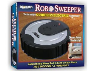 Robo Sweeper Cordless Electric Floor Cleaner Vacuum Robosweeper