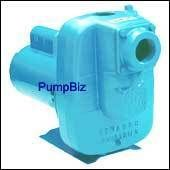 Irrigation Pump 3HP 575v Monarch Franklin, Electric Self Priming Water