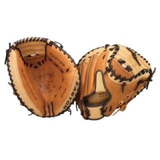Easton Natural Elite NEB2 Baseball Catchers Mitt Leather Glove 34 RHT