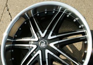 20 Black Rims Wheels SC300 sc400 SC430 92 09 20 x 8 5 5H 38