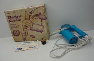 Rumpelstiltskins Electric Needle Tuft Hooking Rug Arts Crafts