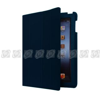 The New iPad Ultra Slim Magnetic PU Leather Case Cover Stand for iPad