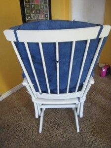 Dutailier Baby Nursery Glider Rocker Rocking Chair $600