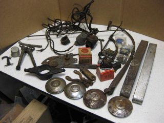 Ford Model A Parts Original Some New Hot Street Rat Rod