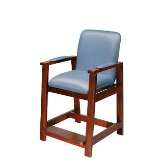 Physicians Elevated Hip Raised High Height Chair Seat