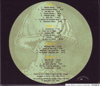 Allman Brothers Band   The Ramblin`Men, 4CD Lim. Gold Ed.New