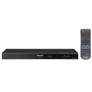 Panasonic S48 PAL NTSC DVD Player All Region Code Free 5025232618637