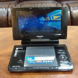 Panasonic DVD LS86 Portable DVD Player 8 5