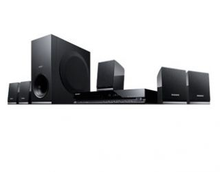 TZ140 5.1 CH Home Theater Surround Sound System with DVD Player #6923D