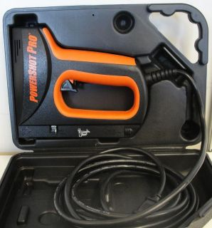 Powershot Pro Electric Staple Nail Gun