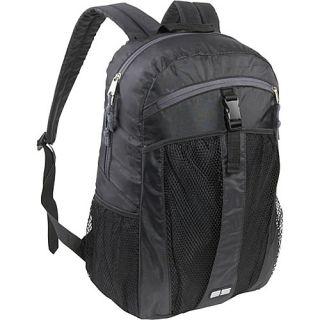 Eastsport Mesh Front Sport Backpack Black