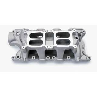 Edelbrock Performer RPM Dual Quad Air Gap Intake Manifold 7535 Ford SB