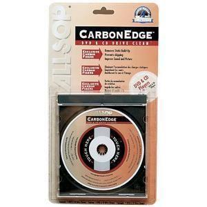 ALLSOP 23321 Carbon Edge PC DVD CD Player Laser Lens Cleaner