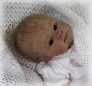 Brand New Reborn Baby Boy or Girl Doll Kit Eden by Marissa May