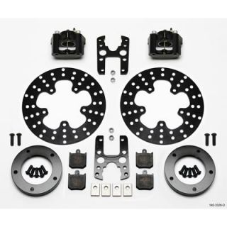 Wilwood Dynalite Single Drag Race Front Disc Brake Kit 140 3326 D