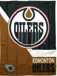 Edmonton Oilers NHL Hockey Banner Flag New