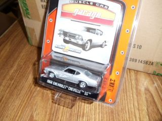 Greenlight Muscle Car Garage 68 Chevy Chevelle SS on Sale Low Price