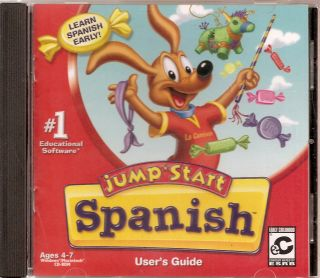 Spanish Windows Mac CD ROM 1 Educational Software Ages 4 7
