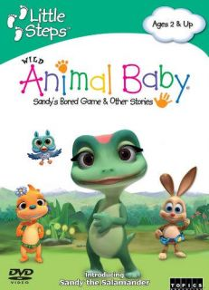 Wild Animal Baby Sandys Bored Game Other Stories DVD