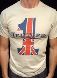 triumph motorcycles t shirt vintage british elliott smith t shirt
