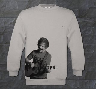 Ed Sheeran Sweatshirt Lego House A Team Music Pop Hoodie Vintage Retro