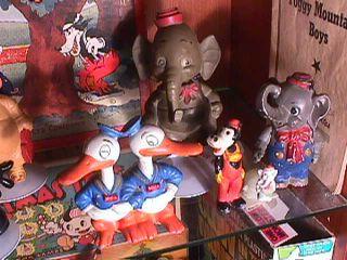 Elmer Elephant 30s Large Figure Disney Mickey Mouse