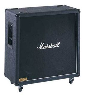 MARSHALL JCM 900 Lead 1960A 4x12 Guitar Cabinet Owned Used By Frank
