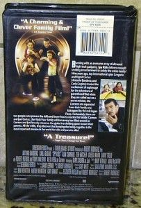 Spy Kids Movie VHS Free U s Shipping 786936161540