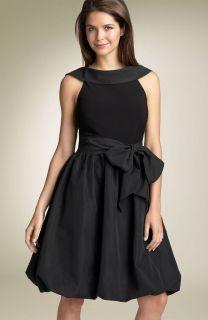 Eliza J Cutaway Bow Waist Dress Sz 4