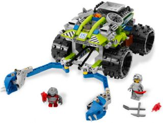 you are looking at lego power miners claw catcher 8190 condition brand