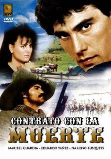 Contrato Con La Muerte 1985 Eduardo Yanez New DVD 735978412158
