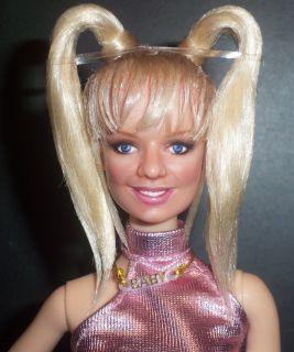 OOAK Emma Bunton Baby Spice Barbie Doll Repaint British Singer Spice