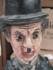 Austin Productions Inc.   Chalie Chaplin Statue Sculpture by Eisner